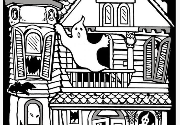 Can you spot the cat? HalloweenFun